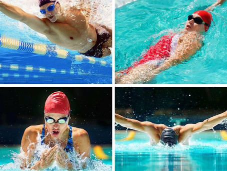 What is the oldest swimming stroke?