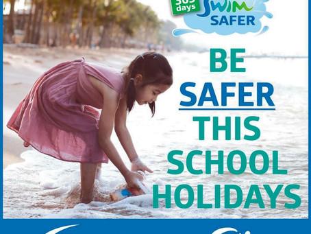 Please be SAFER around water