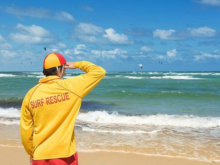 How many drownings occurred in NSW between 1 July 2016 and 30 June 2017?