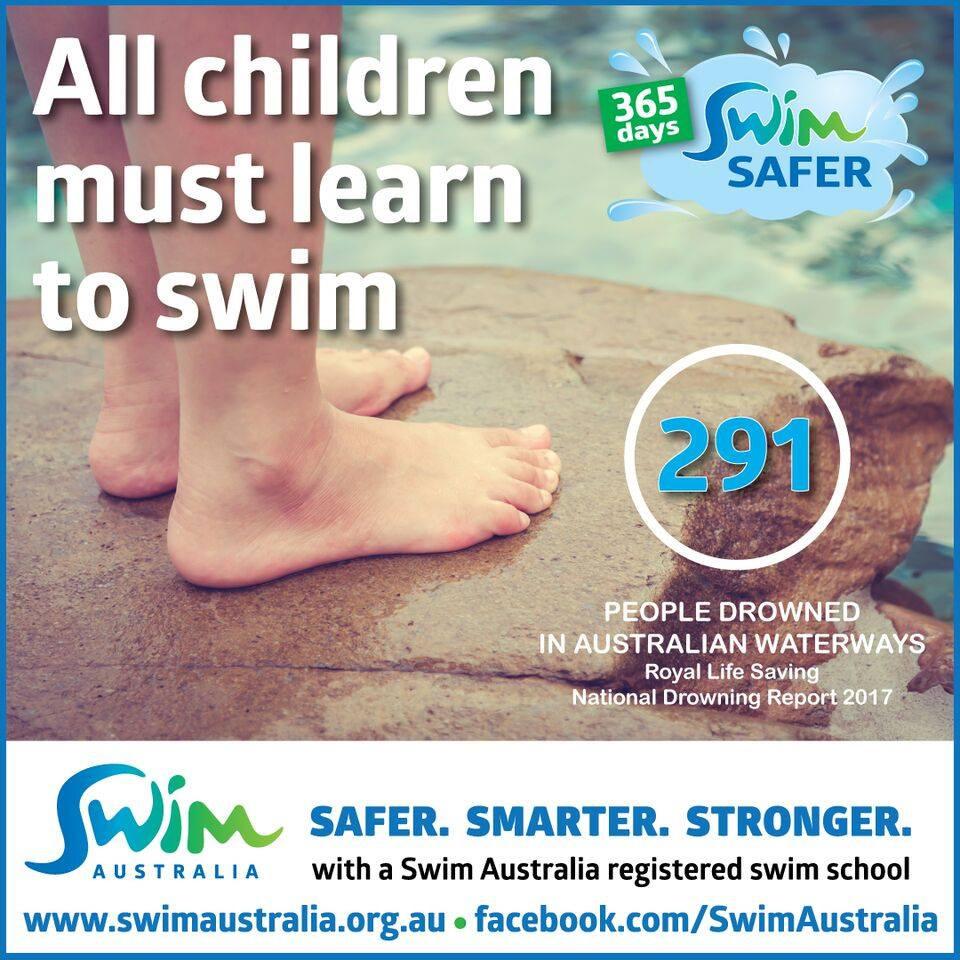 Swim Australia - Implement layers of protection