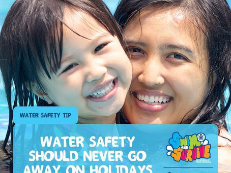 Water Safety Should Never Go Away On Holidays