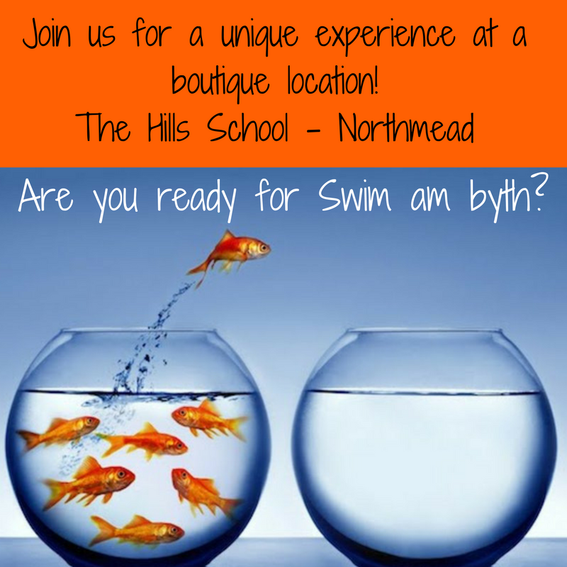 Are you ready to join Swim am byth Northmead?