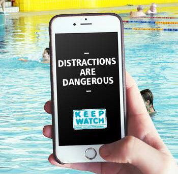 A lapse in adult supervision is the leading risk factor in child drowning