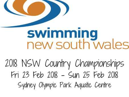 SNSW Country Championships!