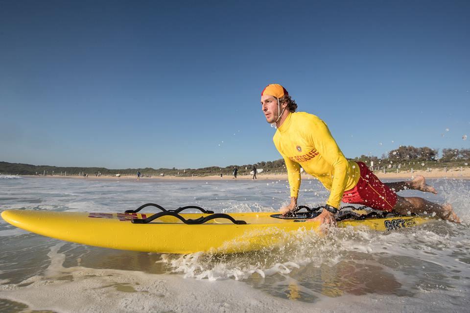surf life saving beach