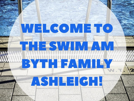 Welcome to our newest instructor, Ashleigh!