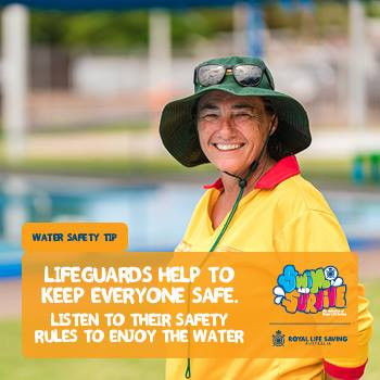 swim and survive water safety tip