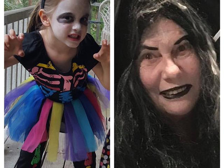 Halloween Competition WINNERS!