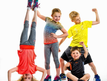 What family friendly event that will keep your kids active is coming to Sydney Olympic Park on Sunda