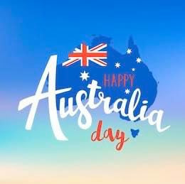 Happy Australia Day 2020