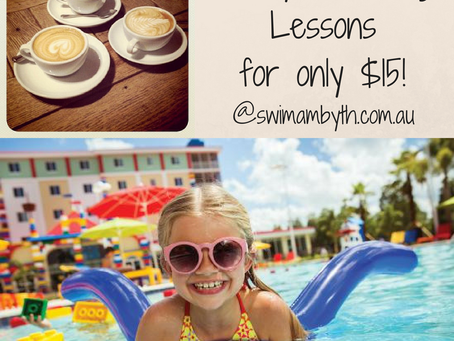 Lessons only $15!