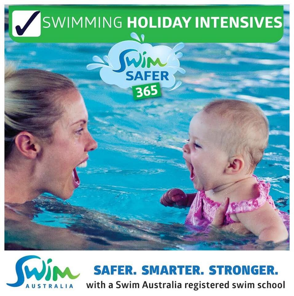 swimming holiday intensives