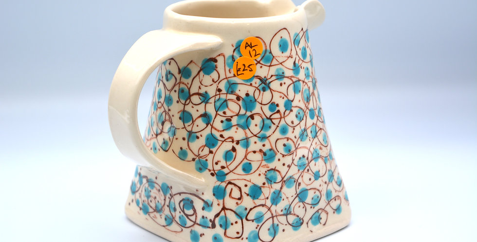 Patterned Pouring Jug 1