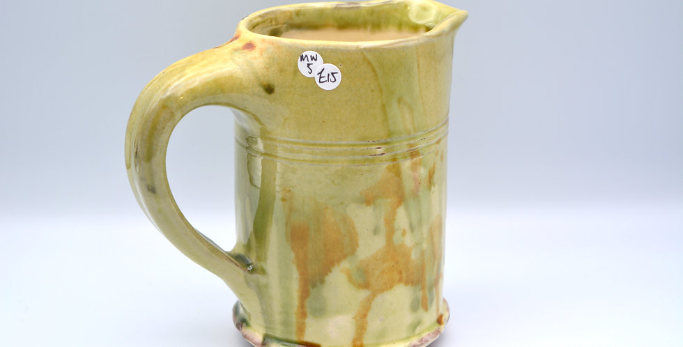 Textured Pouring Jug