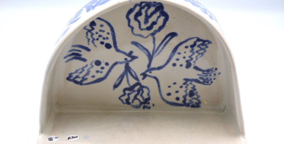 Decorative piece, two bird 11