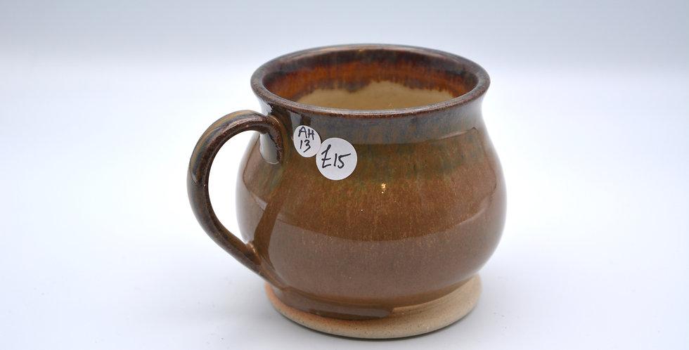Amber mug 1