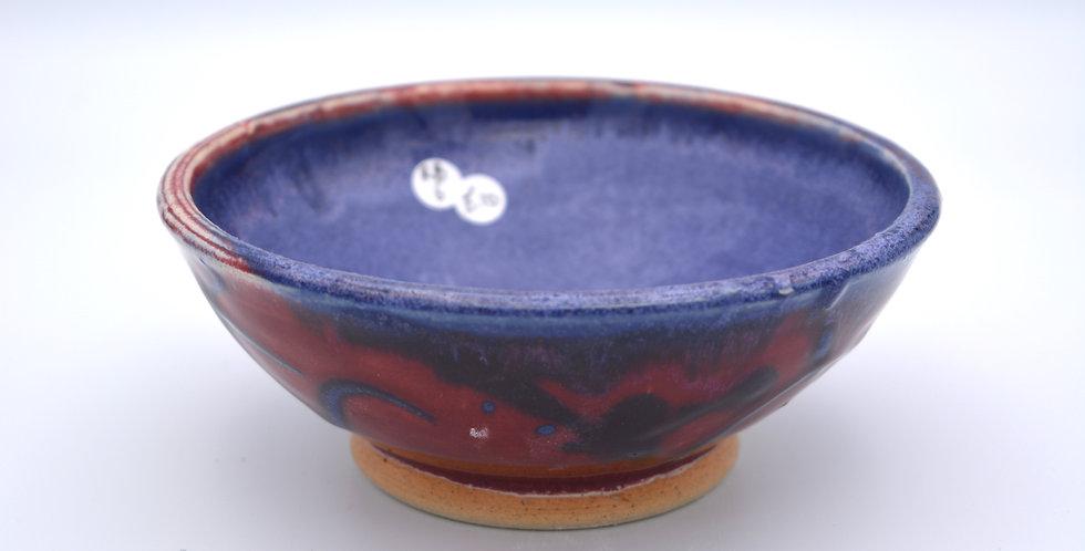 Raspberry/Blue Bowl