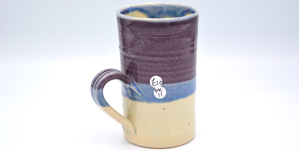 Layered Purple Mug 11