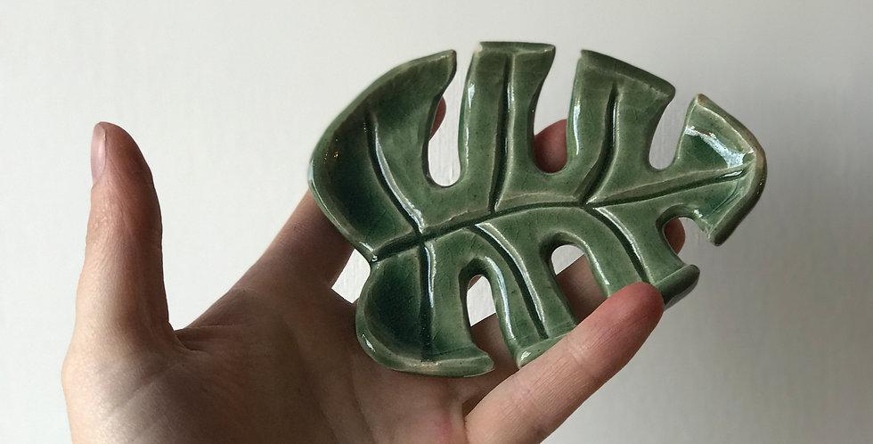 Leaf Trinket Plates