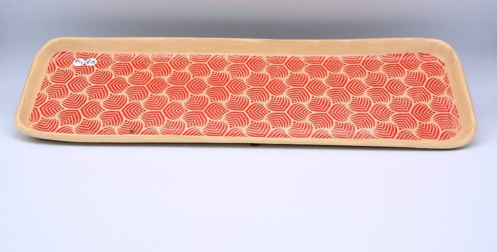 Pattern dish 1