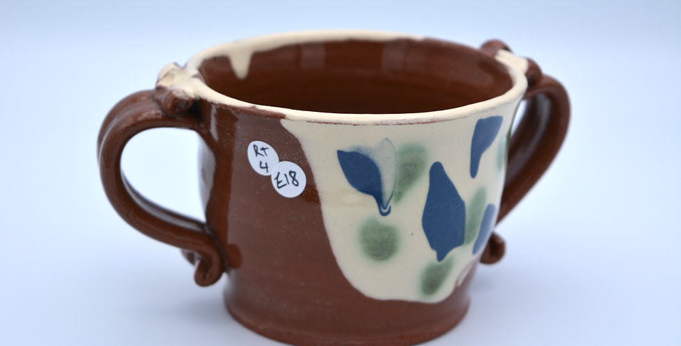 Double-Handed Teacup