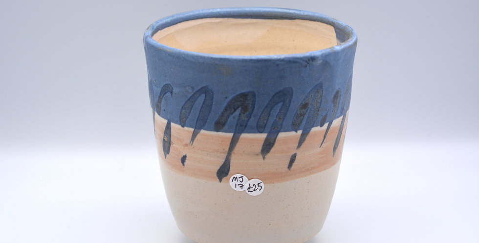 Decorated Large cup