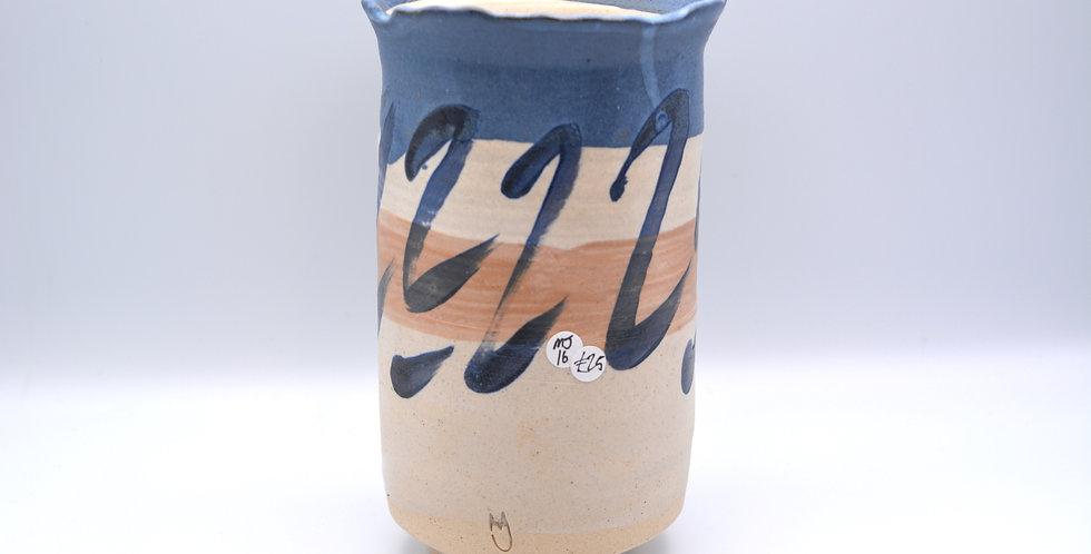 Decorated Vase Irregular