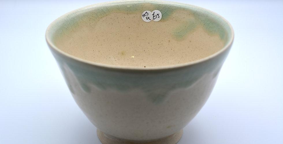 Celadon rim bowl