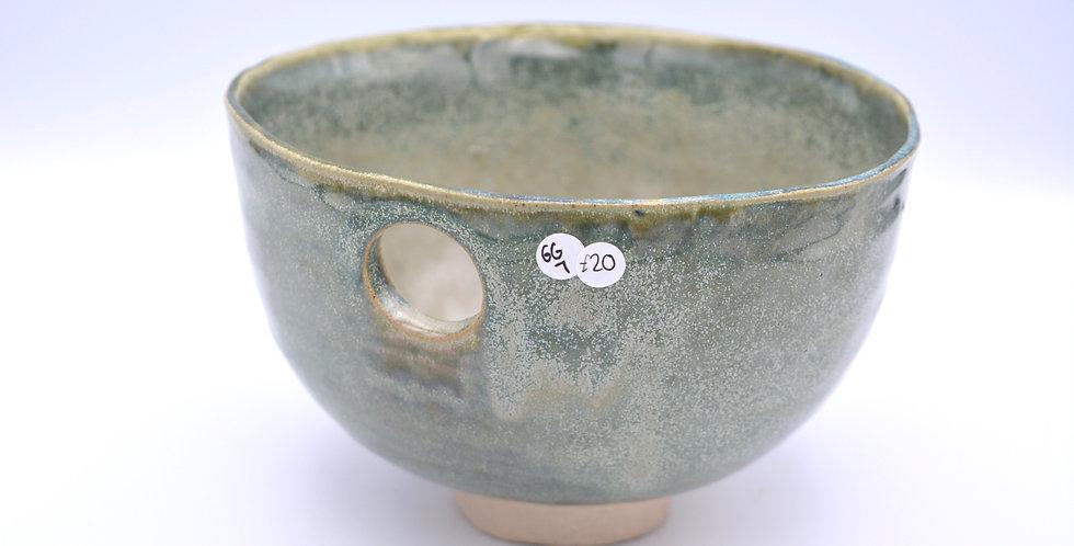 Decorative bowl Green 7