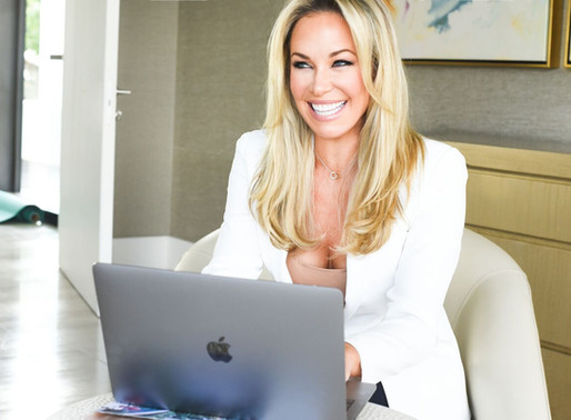 #STYLE YOUR BIZ with Heather Monahan, Founder & CEO of Boss In Heels