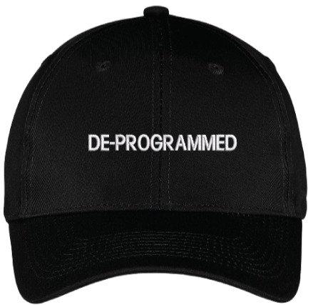 DE-PROGRAMMED HAT