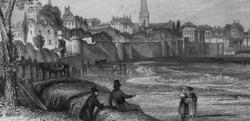Old Southampton Walls