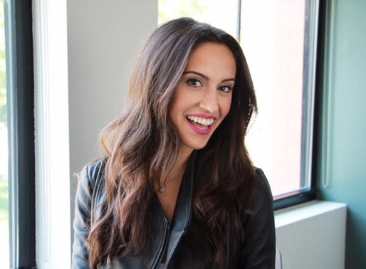 # STYLE YOUR BIZ with Jamie Forward, Founder of Eat2Be