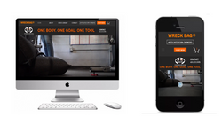 wreck bag home page