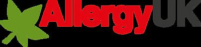 Allergy UK Logo with transparent backgro