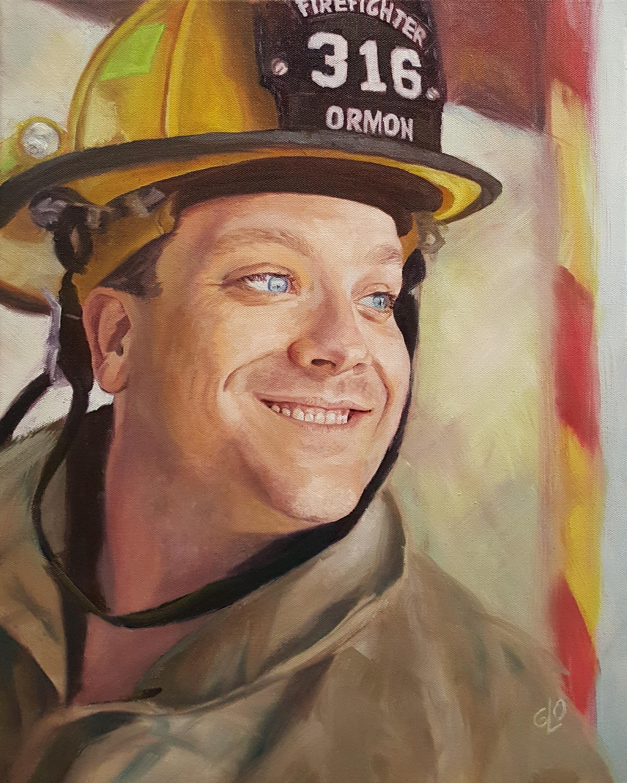 Firefighter 316, 2018