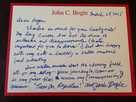 Jack Bogle: In Memoriam