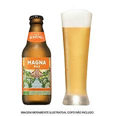 Bohemia Magna 300ml - Puro malte - Brasil - 4,8% vol.