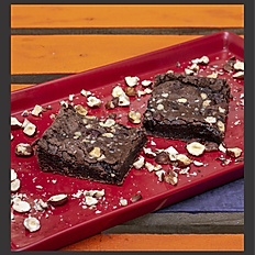Brownie de avelã