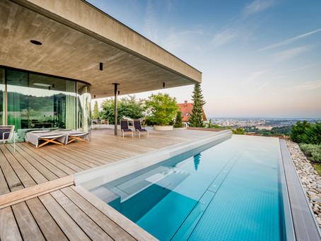 Enfin .. l'été est là. Construction de votre piscine privée