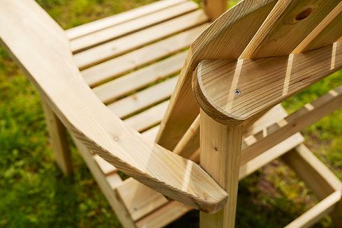Single Relax Garden Chair Pressure Treat