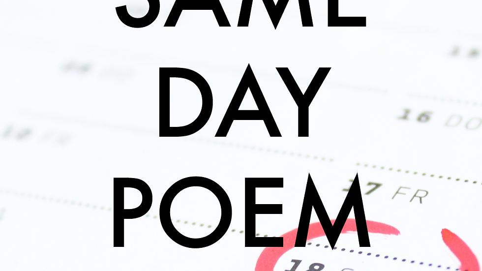 Express Poem