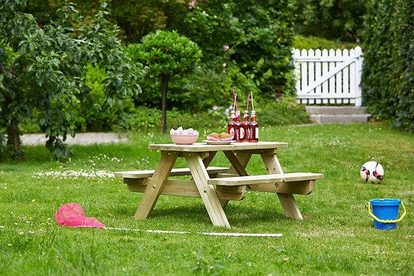 Mini-table de pique-nique pour enfants
