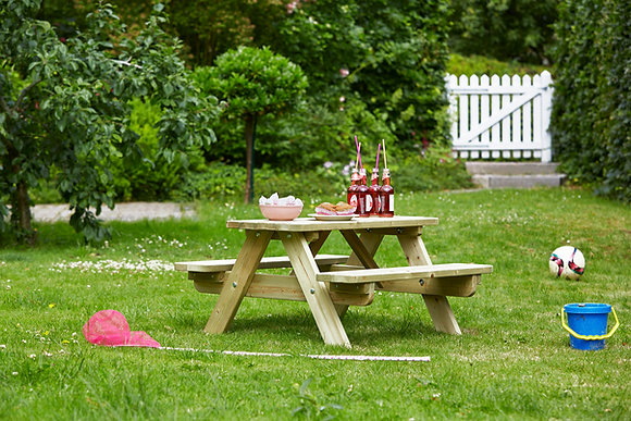 Children's Mini Picnic Table