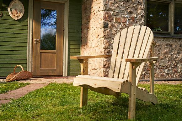 Single Relax Garden Chair