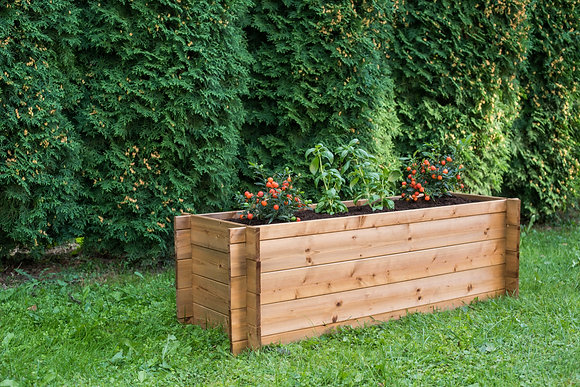 Mini Raised Bed Planter