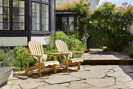 Double Relax Garden Set Pressure Treated