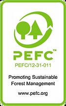 Readyblaze uses PEFC wood