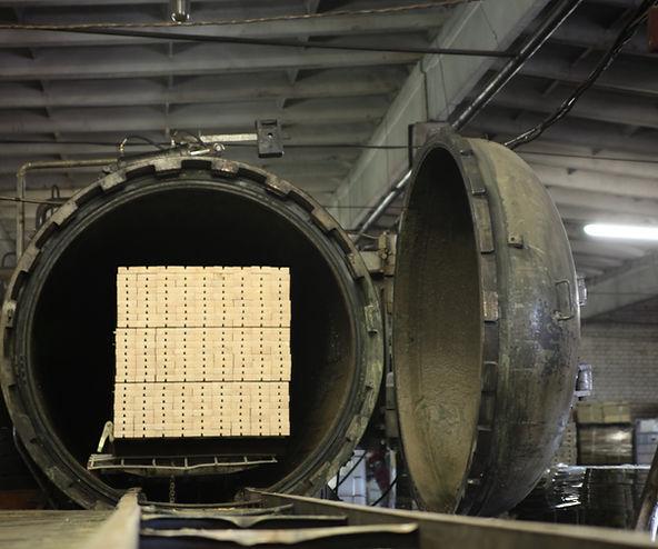 EKJU pressure treatment tank