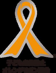 オレンジリボンロゴマーク Aタイプ タテ型.png